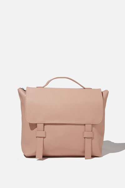 Commuter Backpack, NUDE PINK
