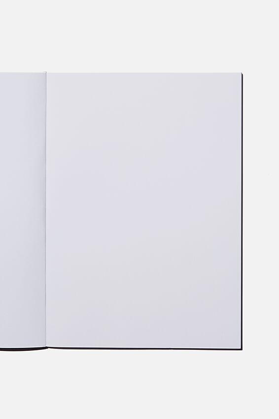 A4 Sketch Mate Book, VINCENT FLOWER WALL