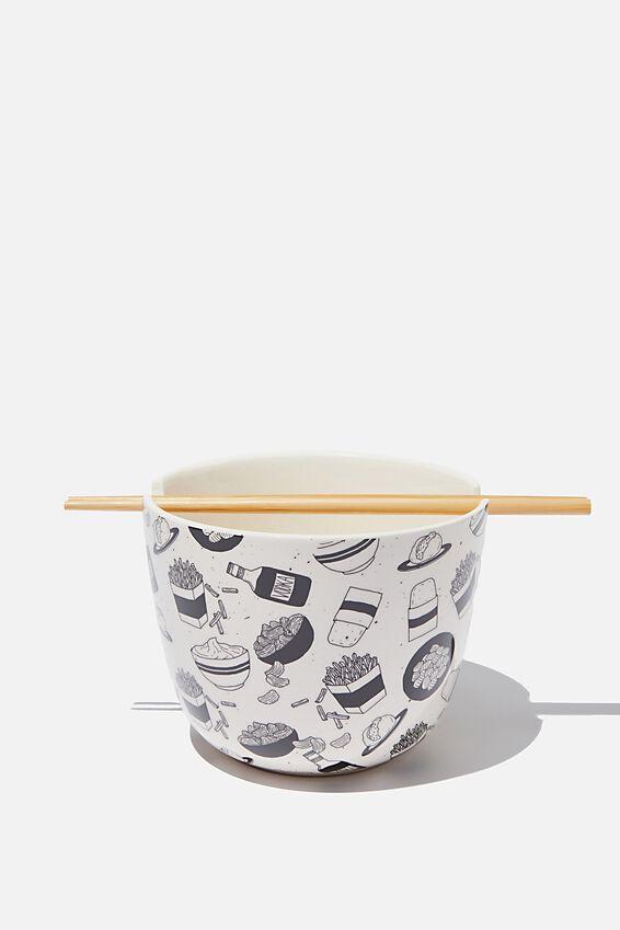 Noodle Bowl, POTATOES!