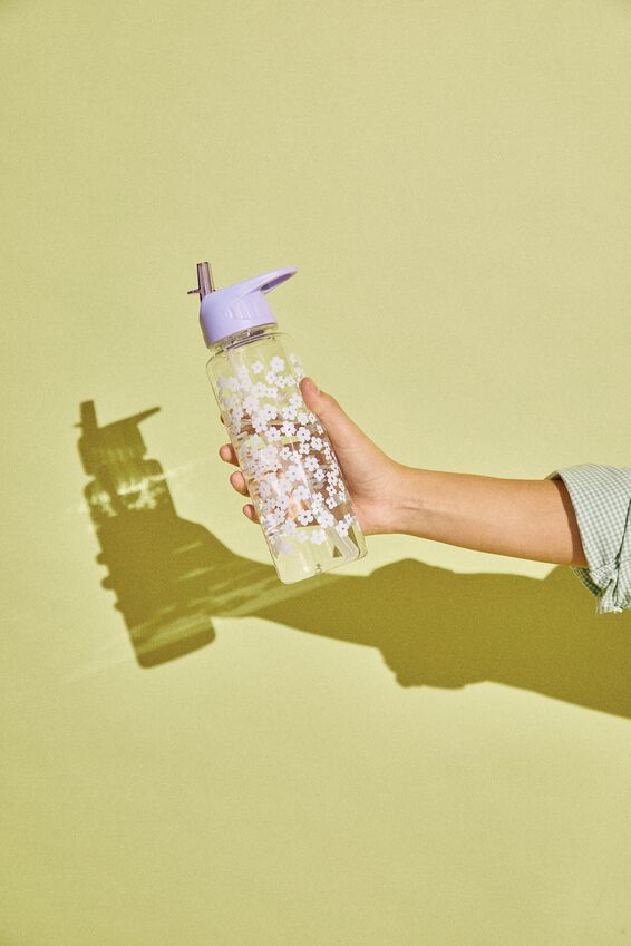Hydrator Drink Bottle, CHERRY BLOSSOM