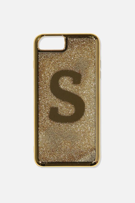 Shake It Phone Case 6,7,8,Se Plus, GOLD S