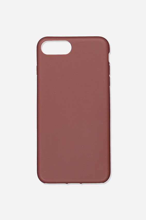 Slimline Recycled Phone Case Iphone 6,7,8 Plus, MULBERRY