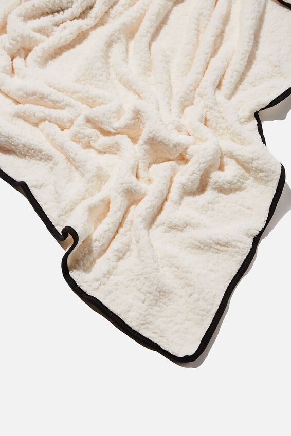 Convertible Cushion Throw, TODAYS FORECAST DENIM