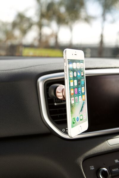 Car Phone Mount, ROSE GOLD