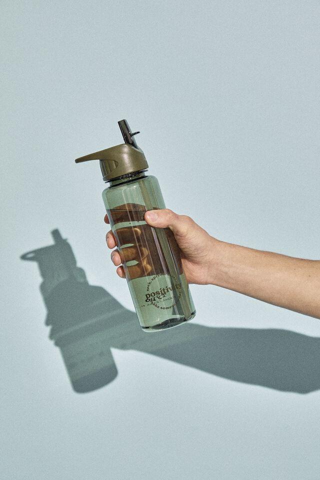 Hydrator Drink Bottle, POSITIVITY