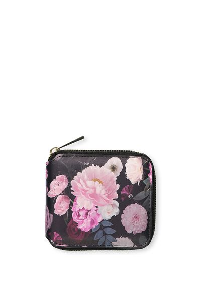 Everyday Wallet, BUFFALO FLORAL
