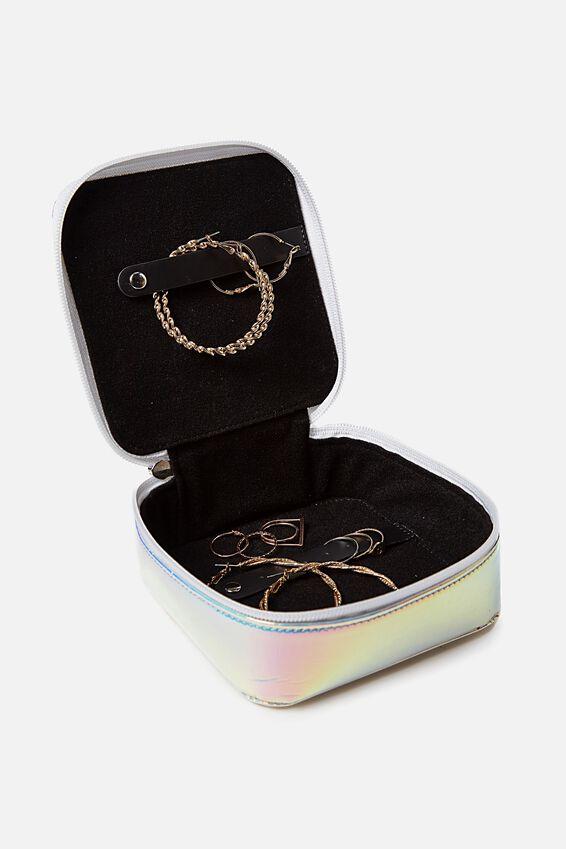Jewellery Wallet, IRIDESCENT
