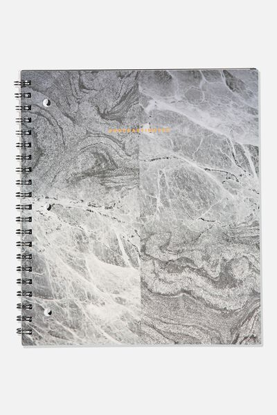 College Ruled Campus Notebook - V, PROCRASTINATING