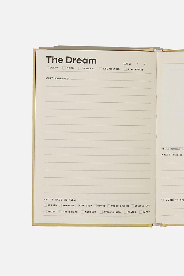 A6 Activity Journal, DREAM JOURNAL!!