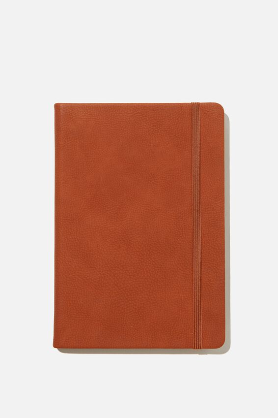 A5 Buffalo Journal, RUSSET