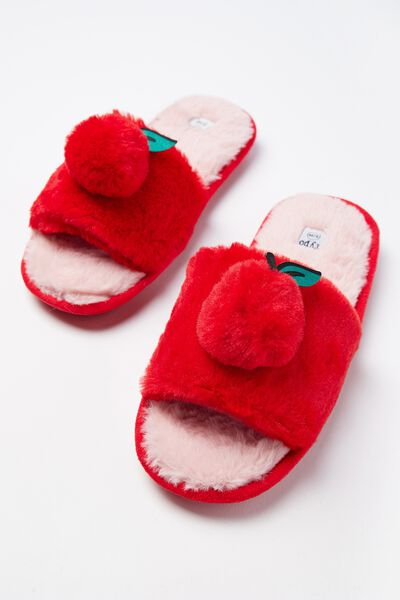Slippers, APPLE