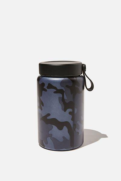Explorer Thermal Flask, CAMO GREY