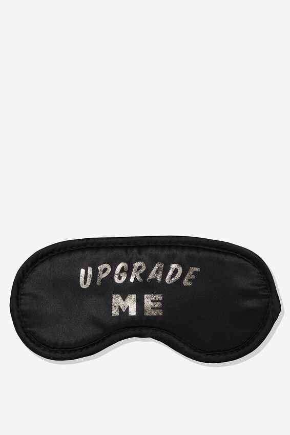 Premium Sleep Eye Mask, GOLD UPGRADE