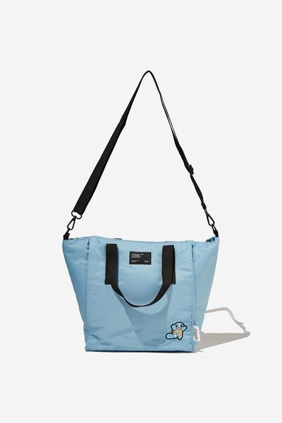 A5 Utility Book Tote Bag, LCN POK SQUIRTLE