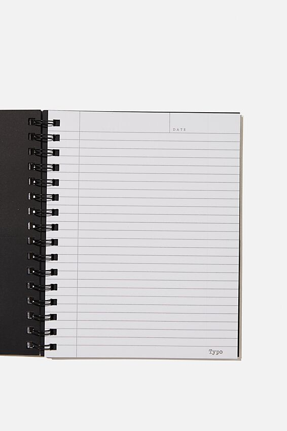 A5 Campus Notebook Recycled, START EVERY DAY