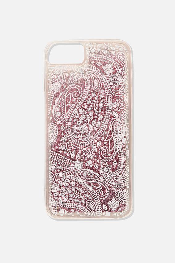 Shake It Phone Case Universal SE, 6,7,8, WHITE LACE