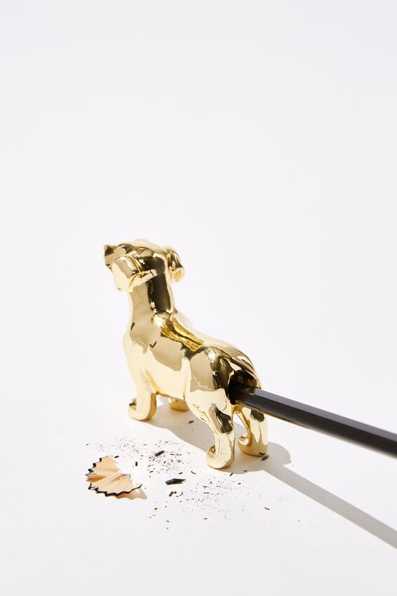 Resin Pencil Sharpener, DACHSHUND