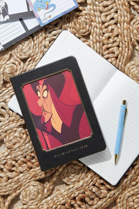 A5 Lcn Notebook, LCN DIS ALADDIN JAFAR