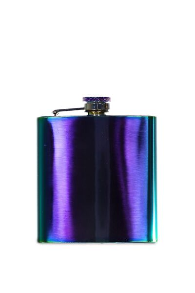 Novelty Flask, UV!