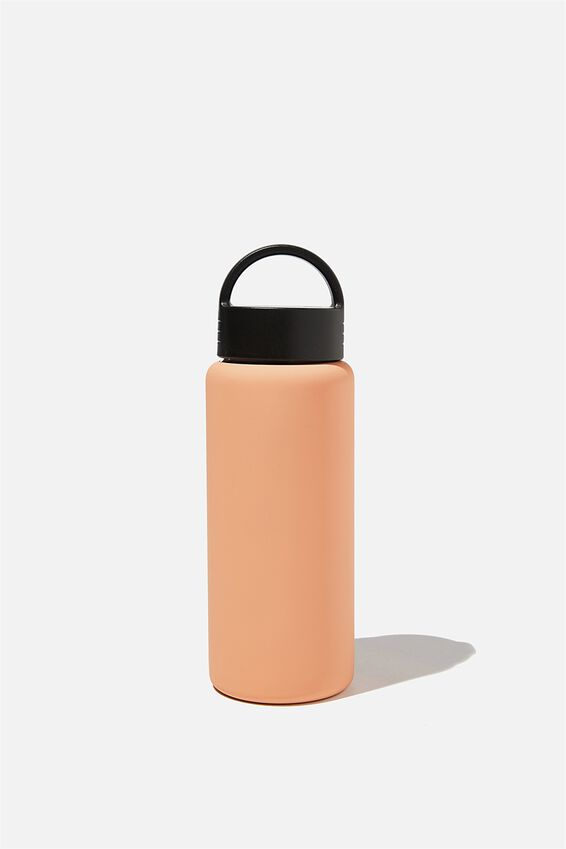 Mini Gotta Go Metal Drink Bottle, PEACH