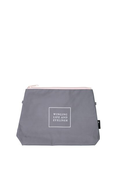 Clcosmetic Case, WINGING LIFE