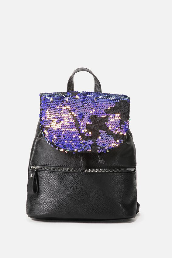 Magical Backpack, MULTI SEQUIN