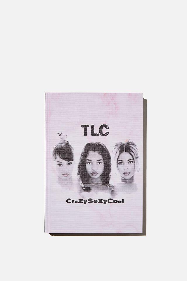The Big Ticket Notebook TLC, LCN MT TLC