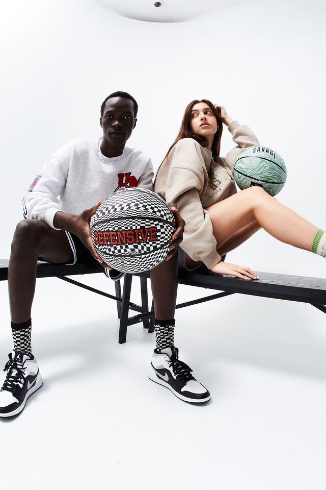 Basketball Size 7, DEFENSIVE