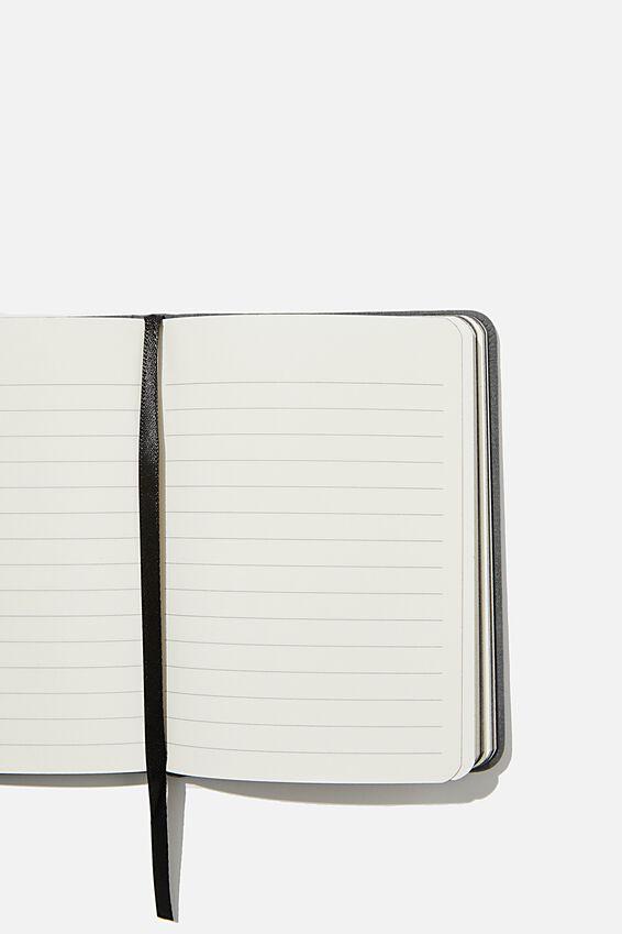 "A6 Buffalo Journal (5.8"" x 4.1""), WELSH SLATE"