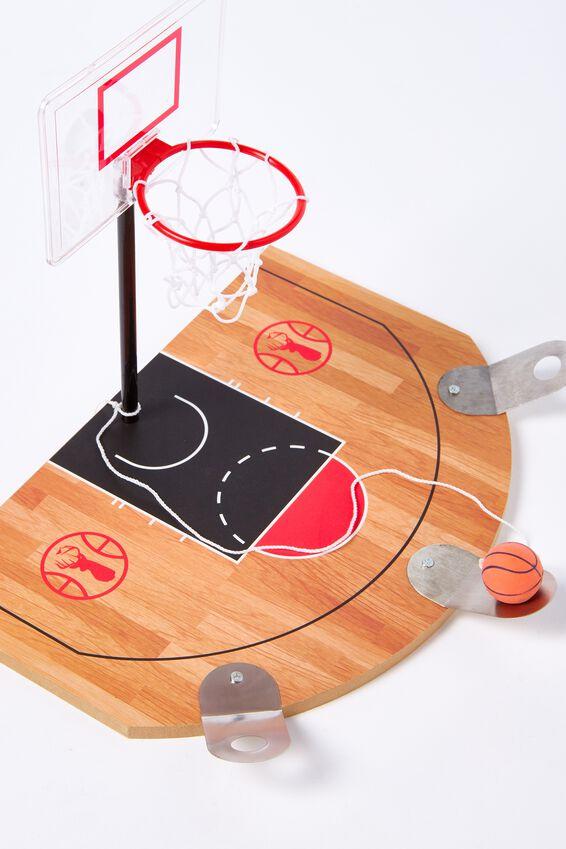 Desktop Basketball Circle Game, MULTI