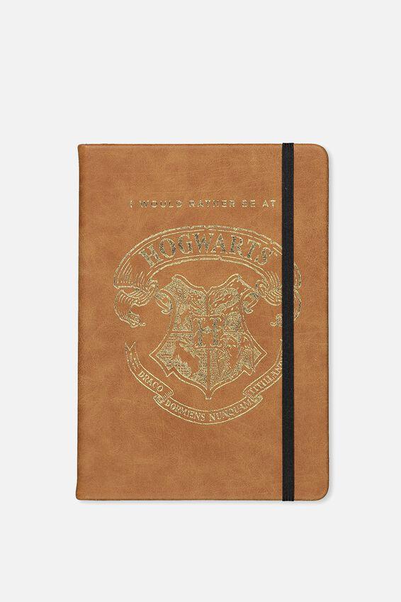 Licensed Buffalo Journal Medium, LCN HP HOGWARTS