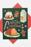REASONS I LIKE CHRISTMAS