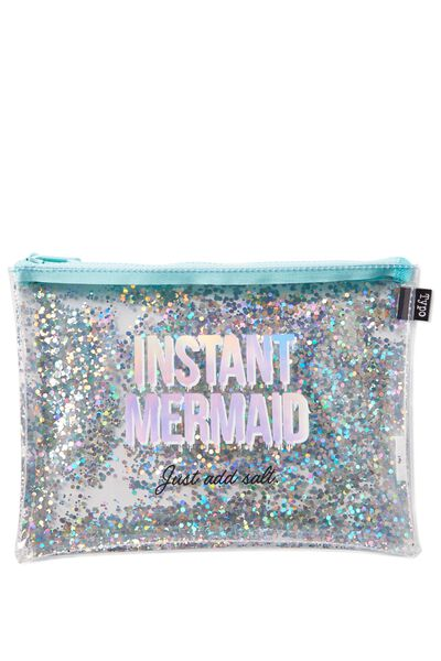 Panama Travel Case, INSTANT MERMAID