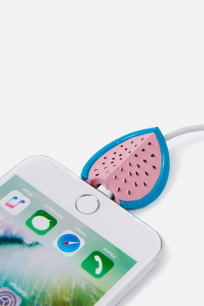 Cable Covers, WATERMELON