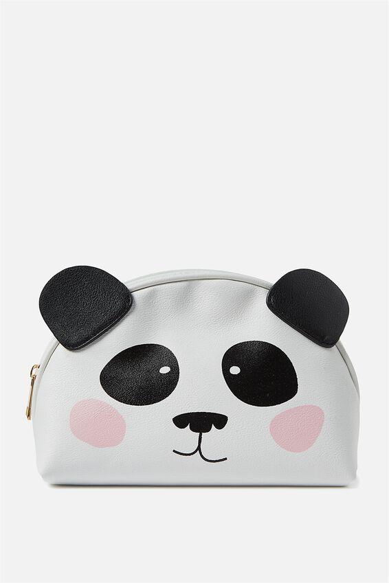 Novelty Cosmetic Bag, PANDA
