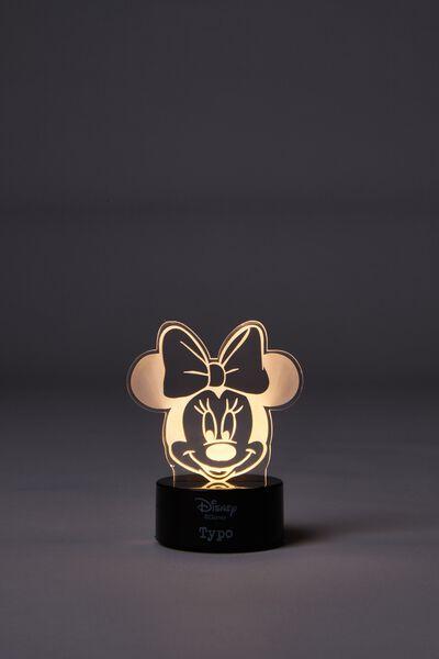 Mini Acrylic Light, LCN MINNIE