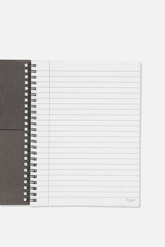 Space Jam A5 Spinout Notebook Recycled, LCN WB SPACE JAM