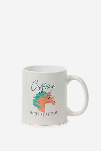 Anytime Mug, KEEPING ME MAJESTIC