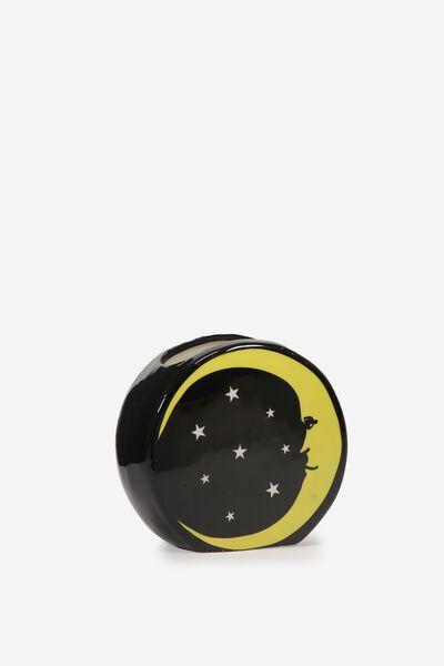 Pen Holder, MOON & STARS
