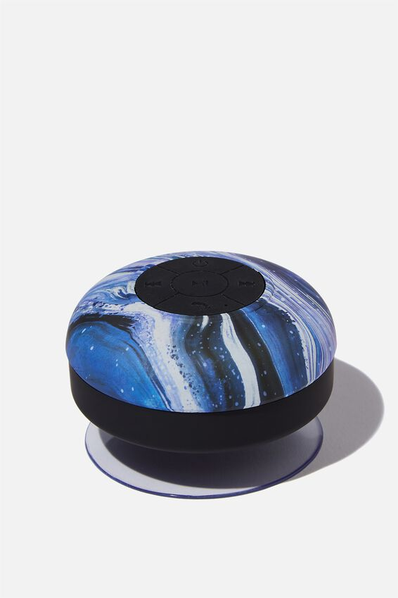 Shower Speaker, MOON MARBLE