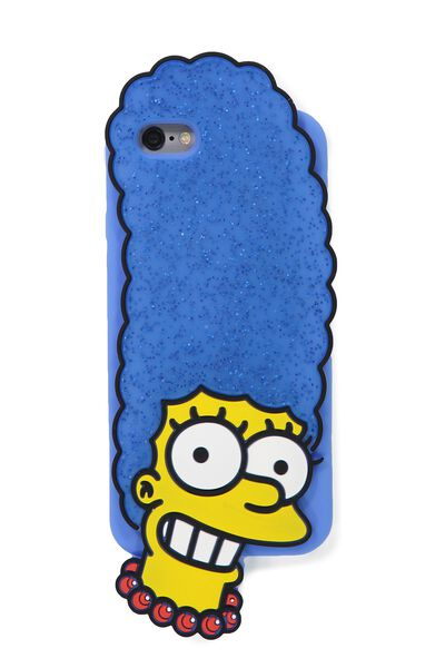 Shaped Silicon Phone Cover 6, LCN MARGE