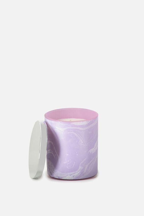 Premium Candle, MERMAID MARBLE