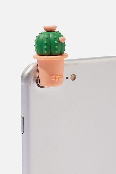 Novelty Tech Buddy, CACTUS PLANT