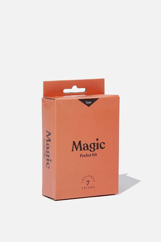 Mini Magic Kits, MAGIC SET 1