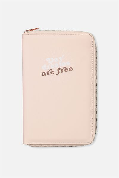 Jetsetter Travel Wallet, DAY DREAMS ARE FREE