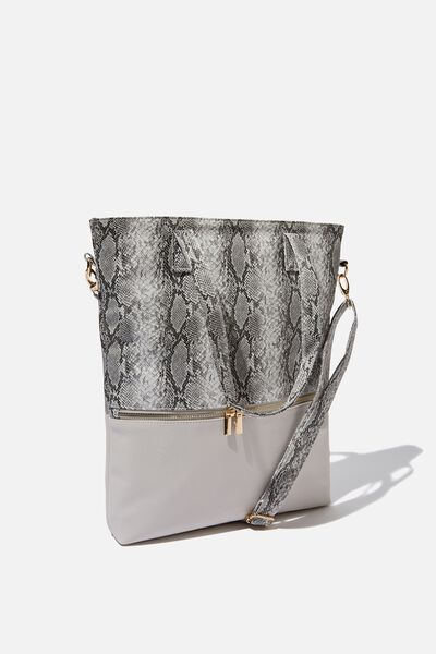 Laptop Tote Bag 15 inch, SNAKE PRINT