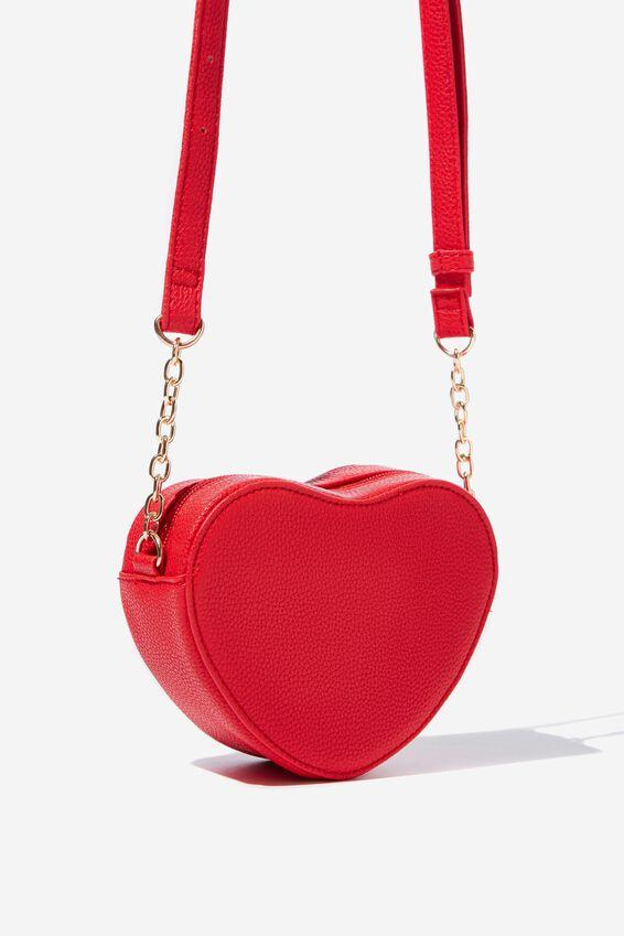 Belt Bag, NOVELTY RED HEART