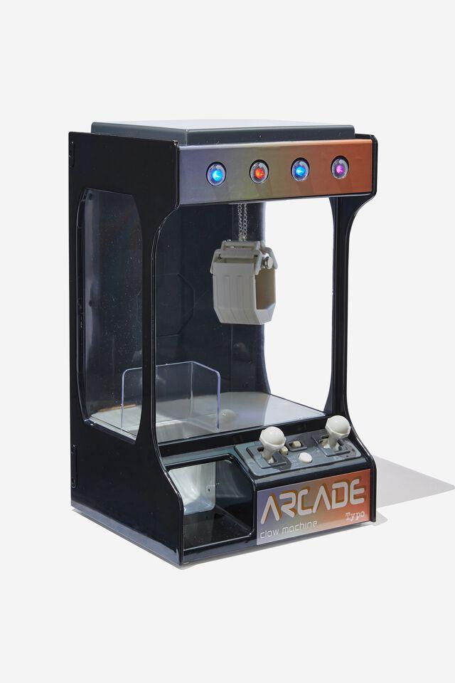 Arcade Claw Machine, BLACK
