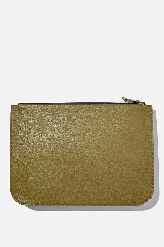 Buffalo 13 Inch Tech Folio, NAVY & KHAKI