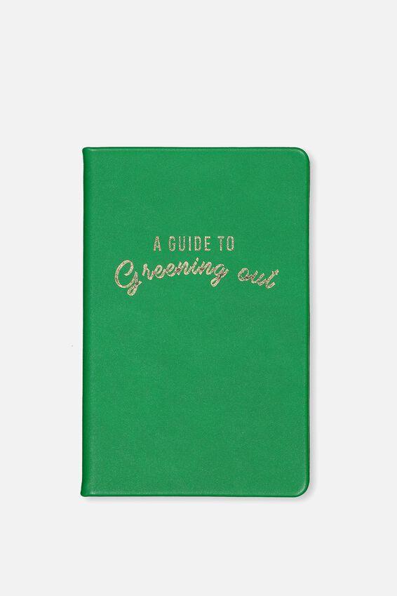 Premium Activity Journal, GARDENING